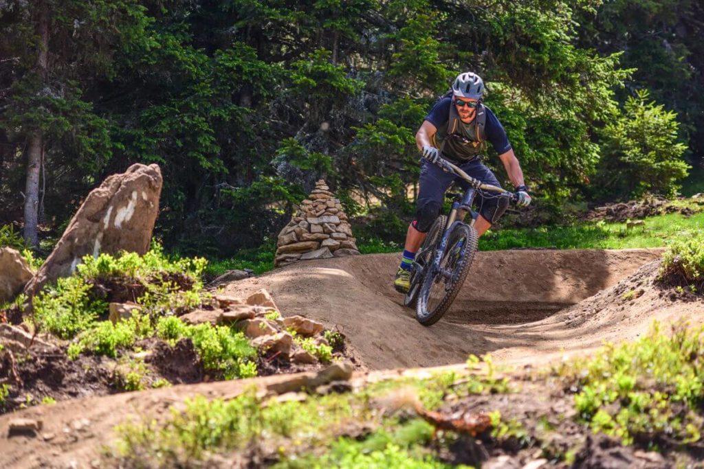 Bike Park Gerlitzen - Foto Squibb