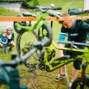 Kider Bike Park Gerlitzen - Foto Martin Hoffmann